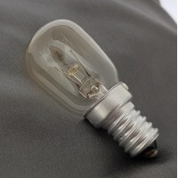 BELL 02610 - 15W SES E14 28mm Small Sign Pygmy Clear Light Bulb