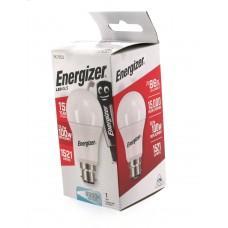 5 x Energizer LED 100w (13.2w) Daylight White Light BC B22 Bayonet Saver Bulb