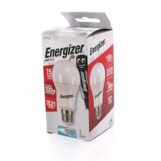 5 x Energizer LED 100w (13.2w) Daylight White Light ES E27 Screw Saver Bulb