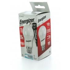 5 x Energizer LED 75w (10.5w) Daylight White Light BC B22 Bayonet Saver Bulb