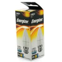 Energizer LED 40w (5.9w) Daylight White Light B22 BC Bayonet Candle Bulb