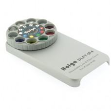 Holga Lens and Filter Turret DLFT-IP4 for iPhone 4/4s GREY
