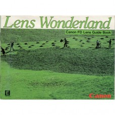 Canon Lens Wonderland - used book