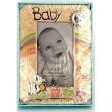 Shudehill 3 x 5in Baby Photo Frame (JD10132)