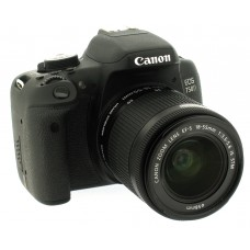 Canon EOS 750D Digital SLR Camera with EF-S 18-55mm Zoom Lens