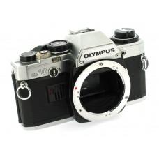 Olympus OM10 35mm Film Camera Body
