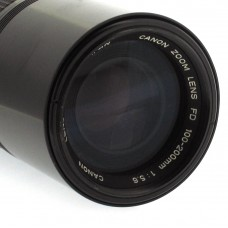 Canon FD 100-200mm f5.6 Zoom Lens