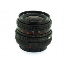 Clubman MC Auto 28mm f2.8 Wide Angle Lens Canon FD Lens Mount