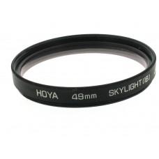 49mm Hoya Skylight 1B Filter