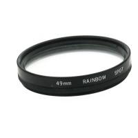 49mm Rainbow Spot Filter