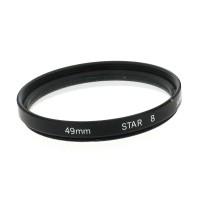 49mm Star 8 Filter