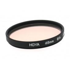 49mm Hoya 81A Filter