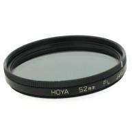 52mm Hoya PL Polarising Filter