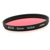 52mm Hoya R(25a) Red Filter