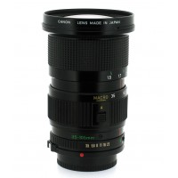 Canon FD 35-105mm f3.5 Macro Zoom Lens