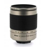 Nikon Nikkor AF-G 28-100mm f/3.5-5.6 AF G Lens (SILVER) Nikon fit