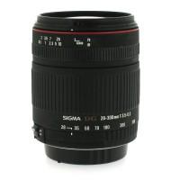 Sigma AF Zoom Lens DG 28-300mm f3.5-6.3 Canon EOS EF Lens Mount