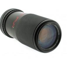 Sunaction  MC 70-210mm f4.5 Macro Zoom - Canon FD Lens Mount